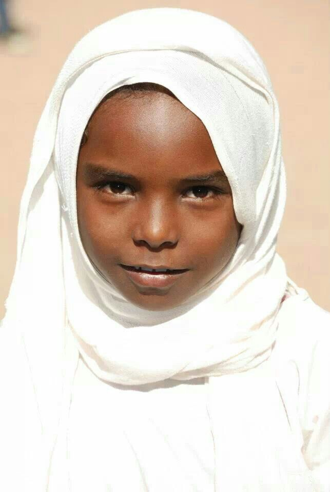 //Beautiful Child from Sudan #world #faces