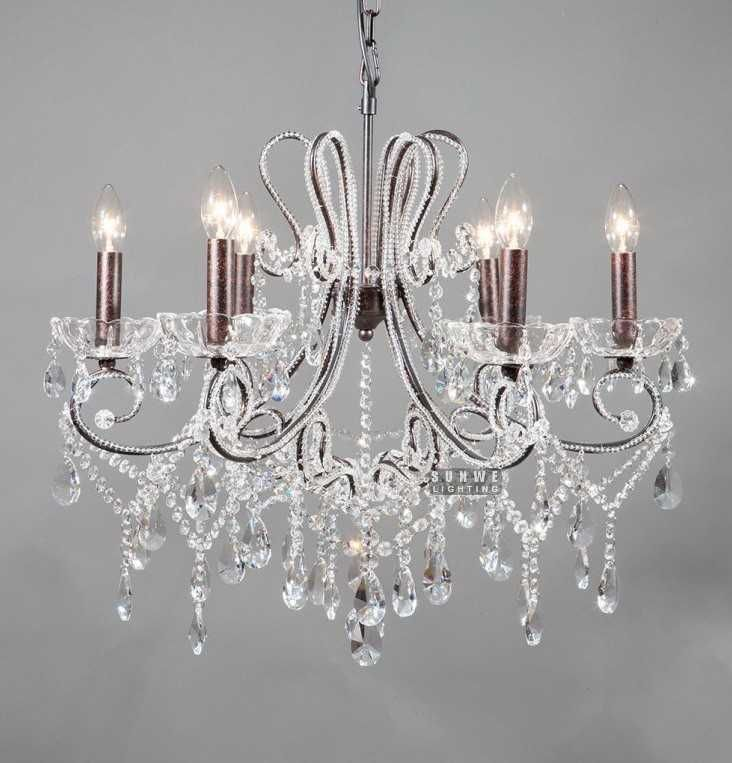 90 best Wrought Iron Chandeliers images on Pinterest | Wrought ...