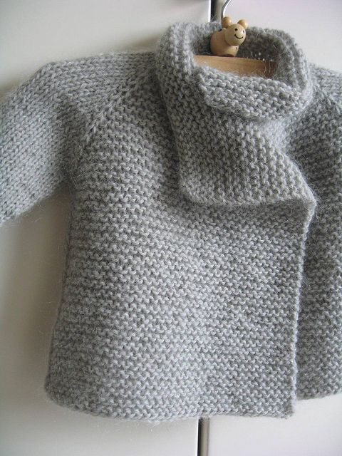 Thirsty Rose baby sweater pattern. Nx