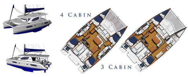 Robertson & Caine Leopard 44ft Catamaran