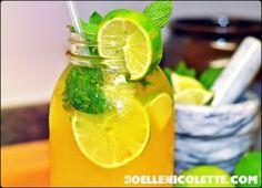 Joelle Nicolette : A Delicious Mango Mojito Cocktail Recipe (by the pitcher) - So damn delicious!
