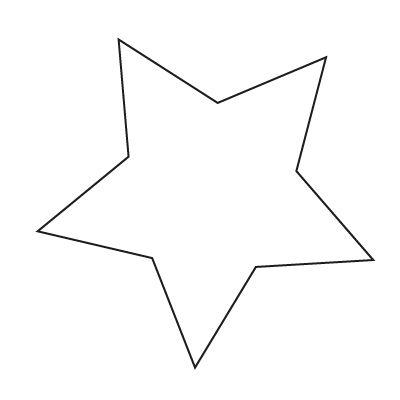 Pin auf Stern Ausmalbilder