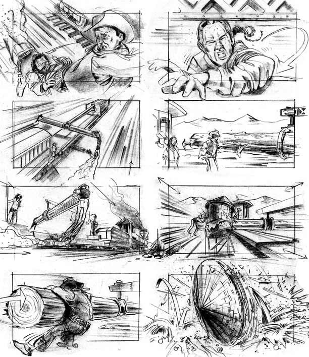 Film Storyboards. Lo Imposible The Impossible J A Bayona Film