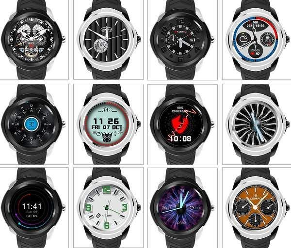 Enter to win: LEMFO Smart Watch (with its MANY watch faces to choose from)  #giveaway #gadgets #mobile