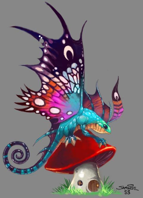 Faerie Dragon (Can't be target by spells or hero powers.)**