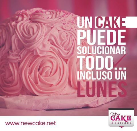 Un #Cake puede solucionar todo ✔ ... incluso un #Lunes.  www.newcake.net  #newcakeboutique #weddingcake #cakeart #marcoantoniolopez #cursoscakes #fashioncake