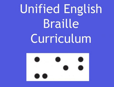 39 best braille images on pinterest blind blinds and book covers curriculum to teach braille students about the changes from ebae to ueb unified english braille fandeluxe Choice Image