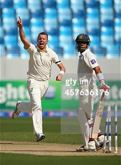 ARE: Pakistan v Australia - 1st Test Day One Pictures & News Photos | Getty Images