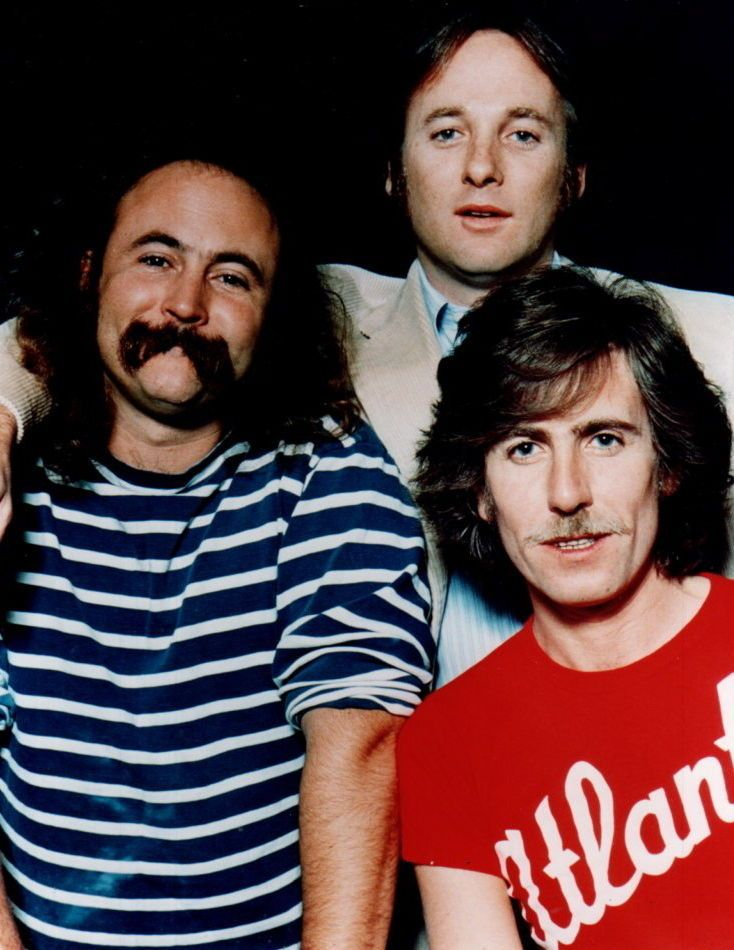 "zimtrim: "" Crosby, Stills & Nash - Stephen Stills """