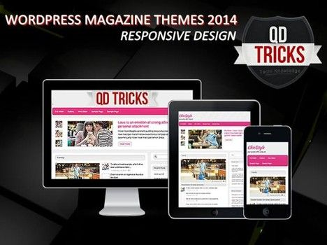 #WordPress #magazine #themes are an terrific resolution for small and medium-sized companies who would like to post their article content almost daily. WordPress is a well-known platform for a number of different kinds of tasks, for example #weblogs, #providers, #portfolios, #galleries, etc.