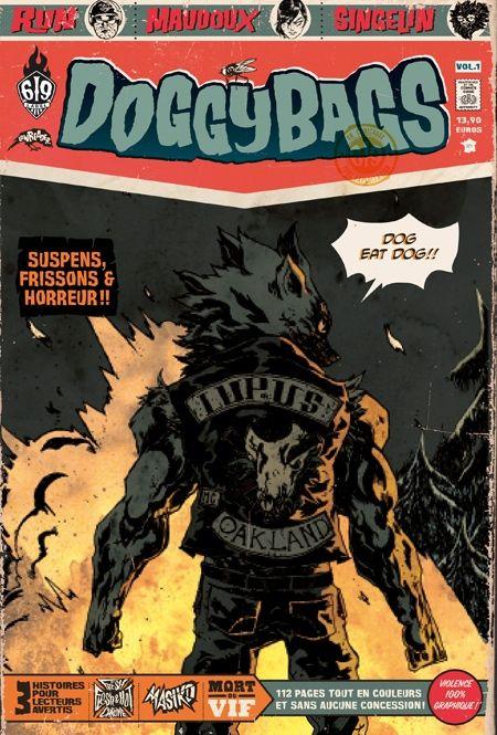 DoggyBags 1 – Label 619 : Art, Design et comic-books