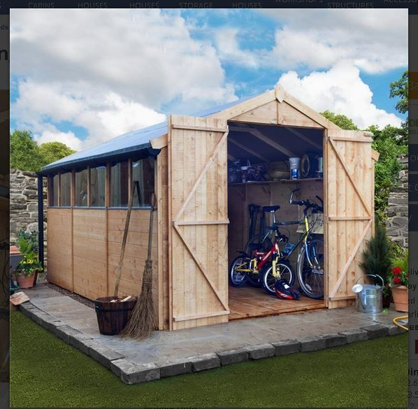 25 best ideas about 12x8 shed on pinterest shed plans for 14x8 garage door