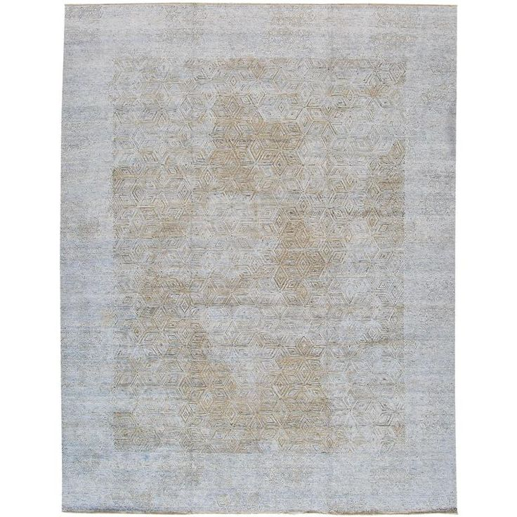 Great Looking Modern Rug | From a unique collection of antique and modern indian rugs at https://www.1stdibs.com/furniture/rugs-carpets/indian-rugs/