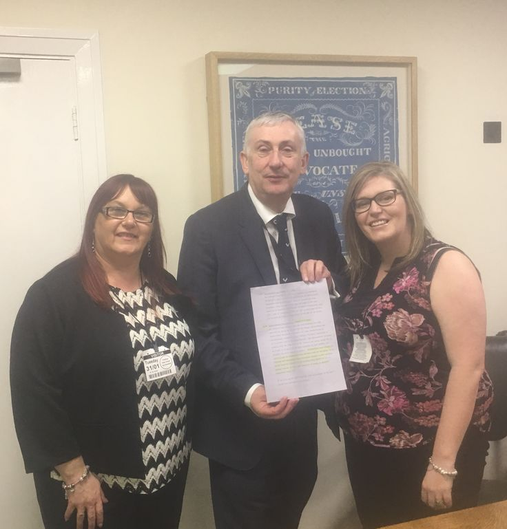 Superb With Speaker Of The House Lindsay Hoyle MP | Facs Syndrome National  Campaign | Pinterest