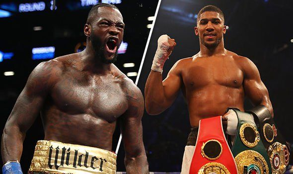 Welcome To Lead Fortress Forum Wilder Finally Agrees To Fight Anthony Joshua In B Anthony Joshua Anthony Joshua