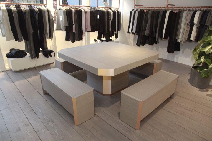 Дизайн магазина одежды, непохожий ни на какой другой