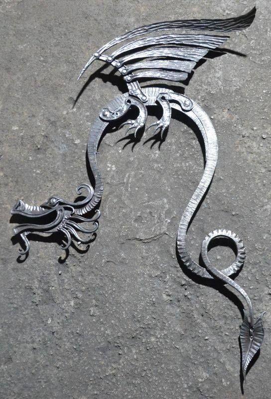 Mitología europea, dragón blanco