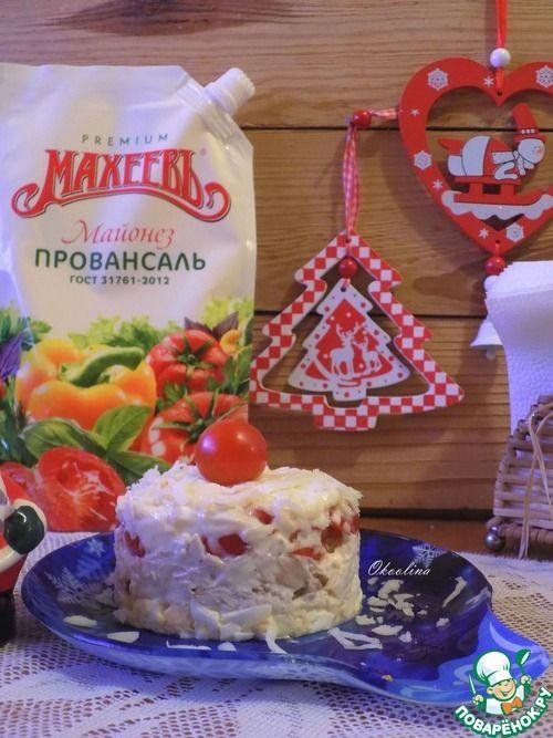 Салат мимоза рецепт гост
