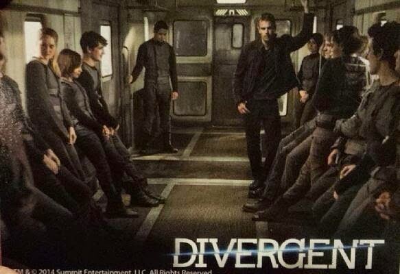 divergent movie stills | New DIVERGENT Stills on the Movie Trading Cards
