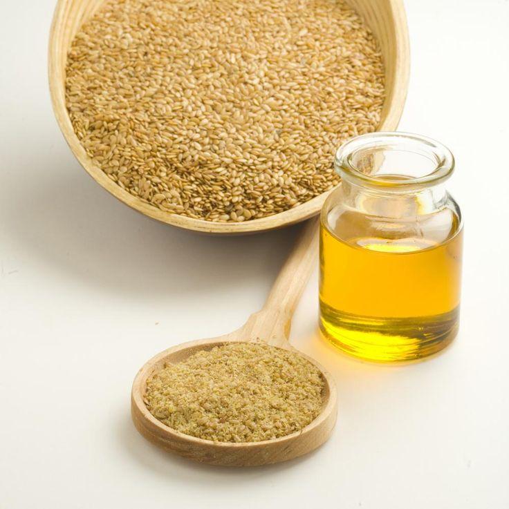 Huile de lin : composition, utilisation, recette, on fait le point sur l'huile de lin....