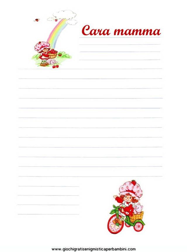 carta_da_lettere_mamma Giochi per bambini