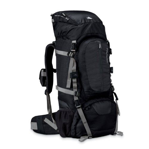 Cool! :)) Pin This & Follow Us! zCamping.com is your Camping Product Gallery ;) CLICK IMAGE TWICE for Pricing and Info :) SEE A LARGER SELECTION of Internal Frame Backpacks at http://zcamping.com/category/camping-categories/camping-backpacks/internal-frame-backpacks/  #camping #backpacks #campinggear #campsupplies - High Sierra Classic Series 59401 Sentinel 65 Internal Frame Pack Black 32×14.25×8.75 Inches 3970 Cubic Inches 65 Liters « zCamping.com