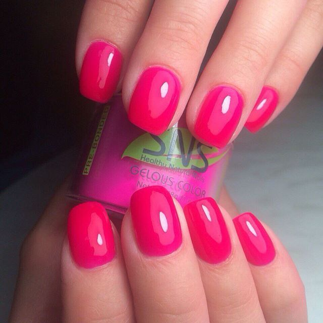 "SNS Nails 314 ""Flirty"" (one of my favorites!) via @sns_nail_systems on Instagram"