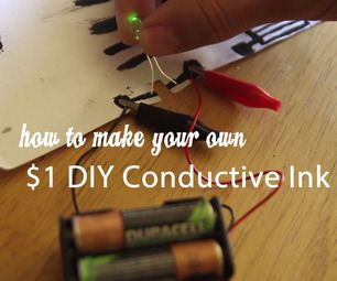 Turn fire into electronic conductive ink, build electronic circuits, create paper musical instruments and inputs for your Arduino board!UPDATE (08/18/...