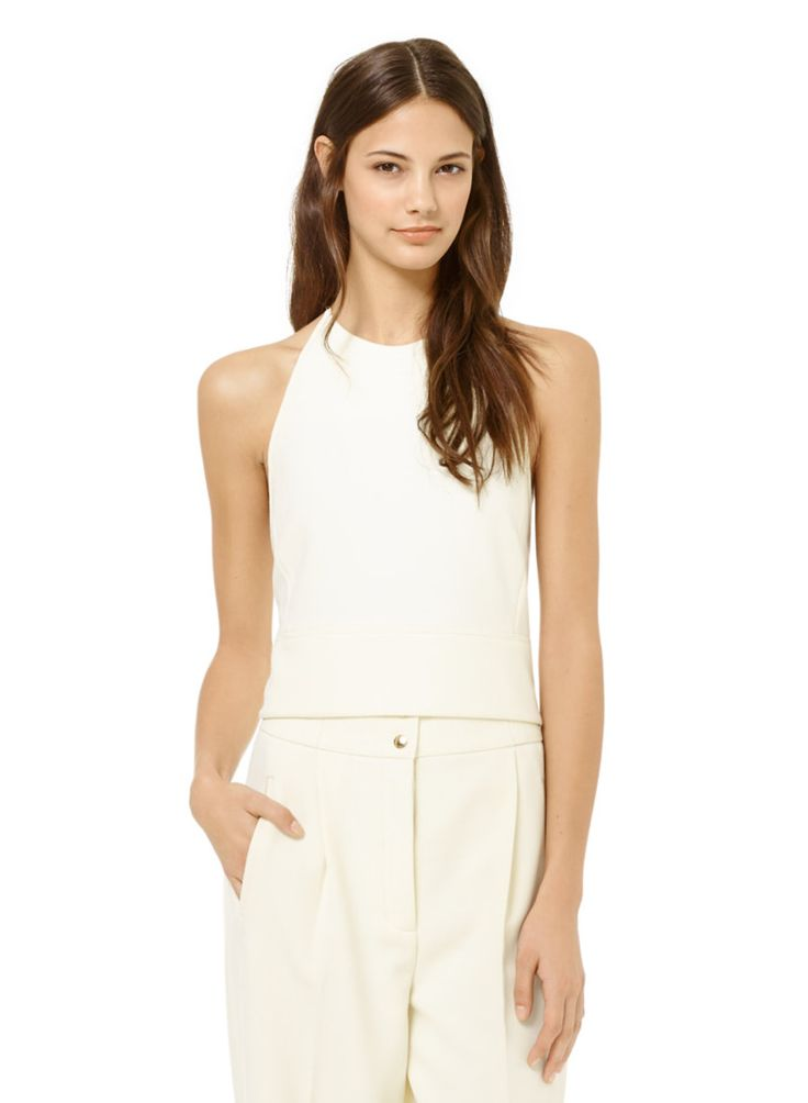 Le Fou by Wilfred Tenso Blouse, now available at Aritzia.com. #lefou #allwhite