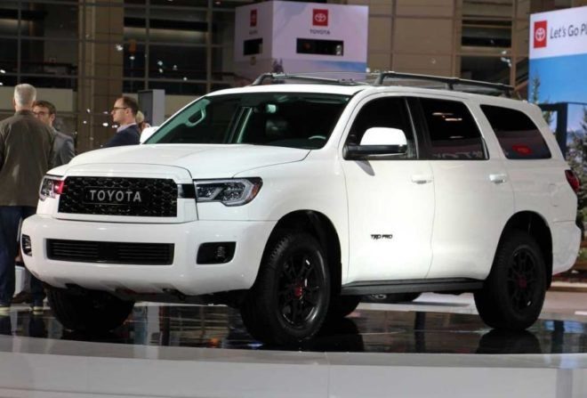 2020 Toyota Sequoia Review, Interior, TRD Pro >> 2020 Toyota Sequoia Trd Pro Price Review Release Date