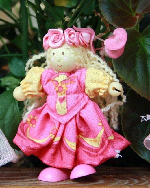 Princess Amelia - 10cm toy princess