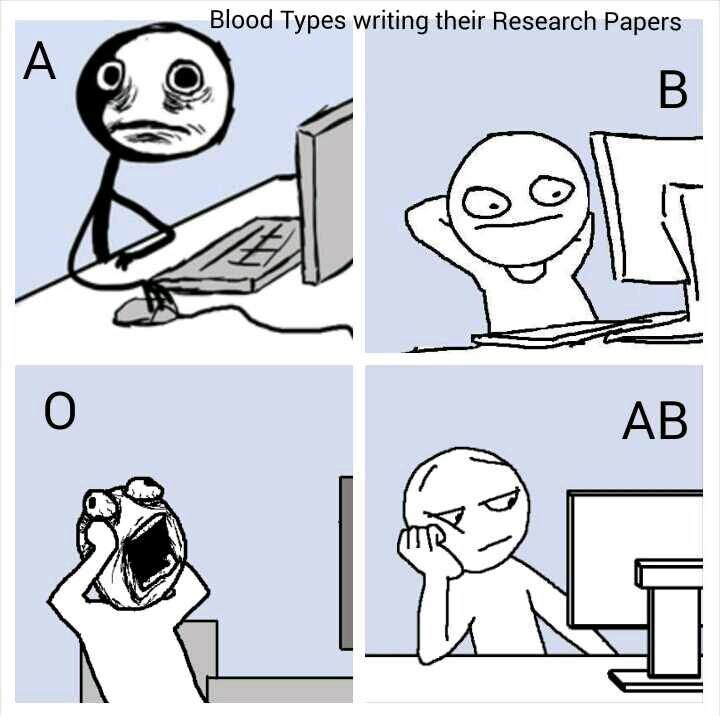 research papers relating to blood vessels types