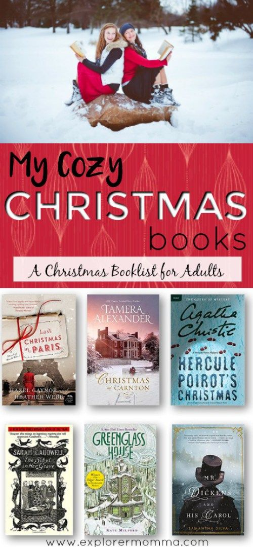 Do you love reading? Add to your own Christmas books for an awesome holiday season. For gifts, yourself, adults, or kids - I love books! #christmasbooks #christmastradition