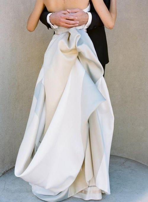 carolina herrera gown | photo josh gruetzmacher
