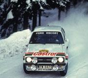 Castrol Sponsership  Bjorn Waldegard    1978 - 1983