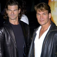36 Celebrity Siblings You Didn't Know Existed | iHeartRadio------ i love Patrick and Don Swayze..... I swear they could be twins