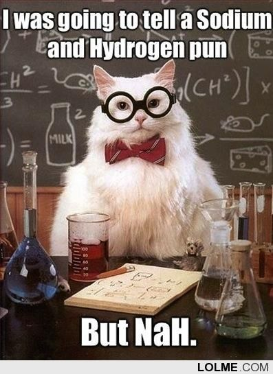 A little periodic table humor is always good for the soul.