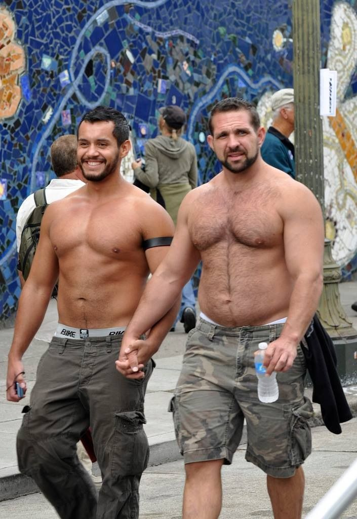 from Juan muscle gay couples
