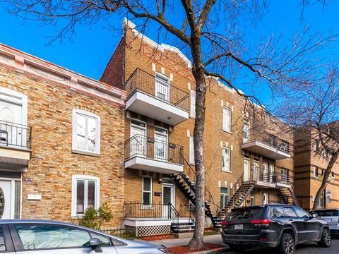 Triplex for sale in Villeray/Saint-Michel/Parc-Extension (Montréal) - $695,000