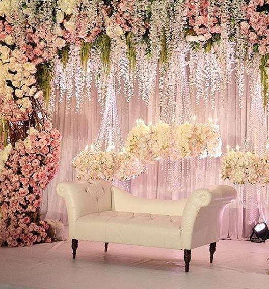 Simple Wedding Stage Decoration Ideas: Pin By Step B On Flowers In 2019