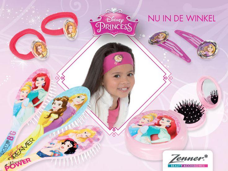 Nieuw van Zenner, Disney Prinsessen! Een magische collectie met jouw favoriete prinsessen