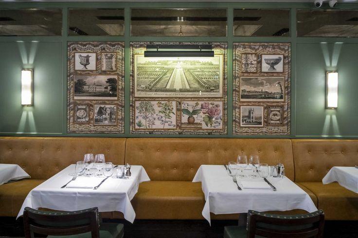 Image result for menu ivy chelsea garden