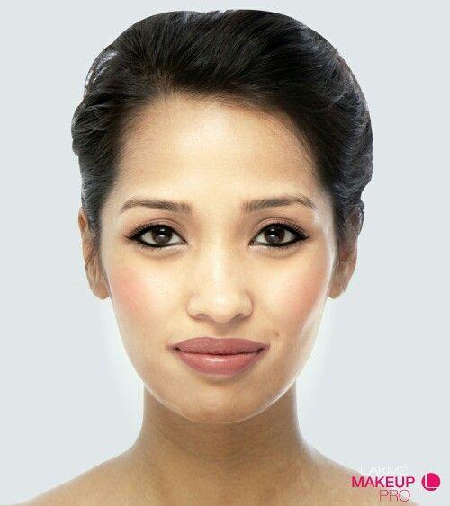 Lakme Makeup pro app look.