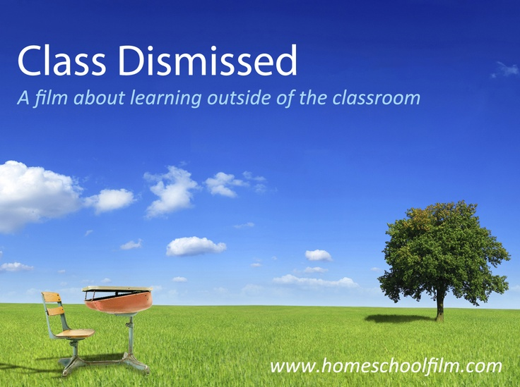 Check out Class Dismissed. The first feature length documentary about homescooling, now currently in production.