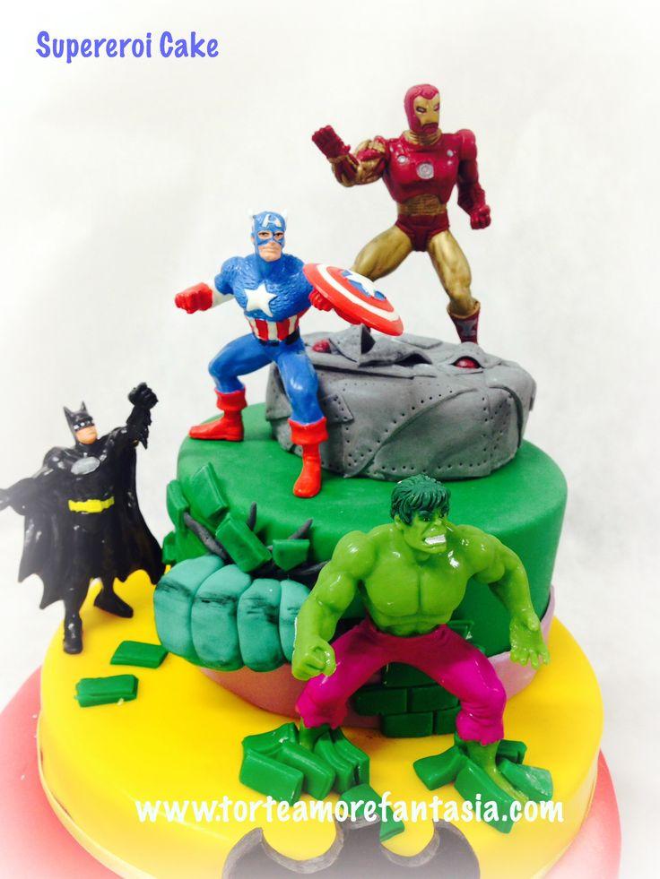 Invincibili, coraggiosi e dotati di Super poteri! Che sia l'ironia di #Spider-Man o la spavalderia di #Iron-Man, l'intelletto superiore di #Batman o la potenza di #Hulk ... Il battagliero #CaptainAmerica con il suo scudo! I #Supereroi hanno conquistato la fantasia di milioni di bambini! #Supereroicake #supereroescake #Tortedecoratecastelliromani #Castelliromani #Cakedesign #Marvel #festeatema #party #compleanni #salafeste #Pastadizucchero #saracino #modecor www.torteamorefantasia.com