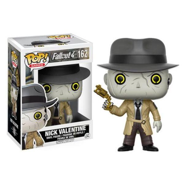 JMD Toy Store - Fallout POP! Nick Valentine
