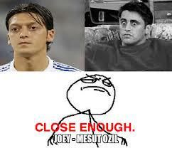 Mesut Ozil joins Arsenal memes 3