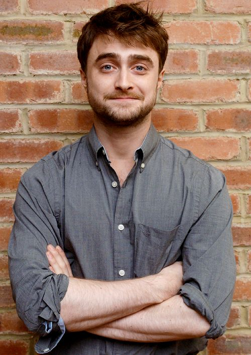 Daniel Radcliffe takes part in AOL's BUILD series LONDON at AOL London on September 20, 2016 in London, England.
