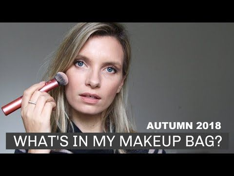 7413bdf14be8 What's In My Makeup Bag? Autumn 2018 - YouTube | Makeup tutorials ...