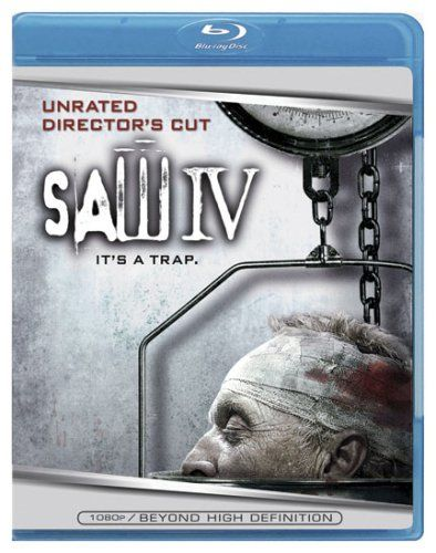 nice Saw IV [Blu-ray]
